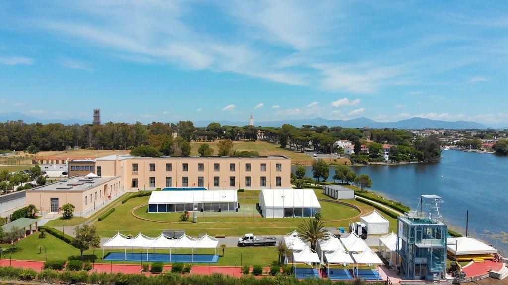 Coppa del mondo di canottaggio 2021 - Sabaudia